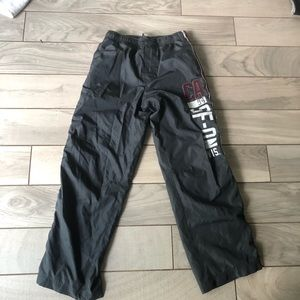 Old navy xl boys windbreaker pants